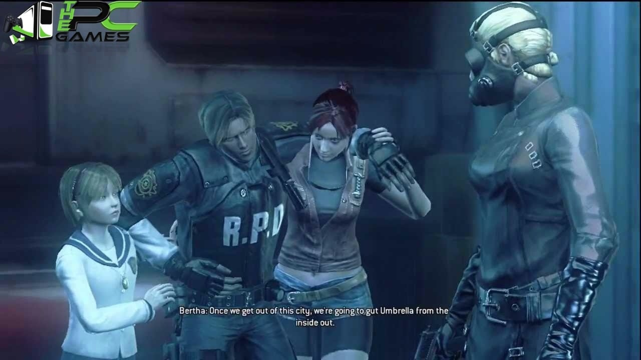 Leon S Kennedy Hd Wallpaper Resident Evil Operation Raccoon City Pc Game Free Download