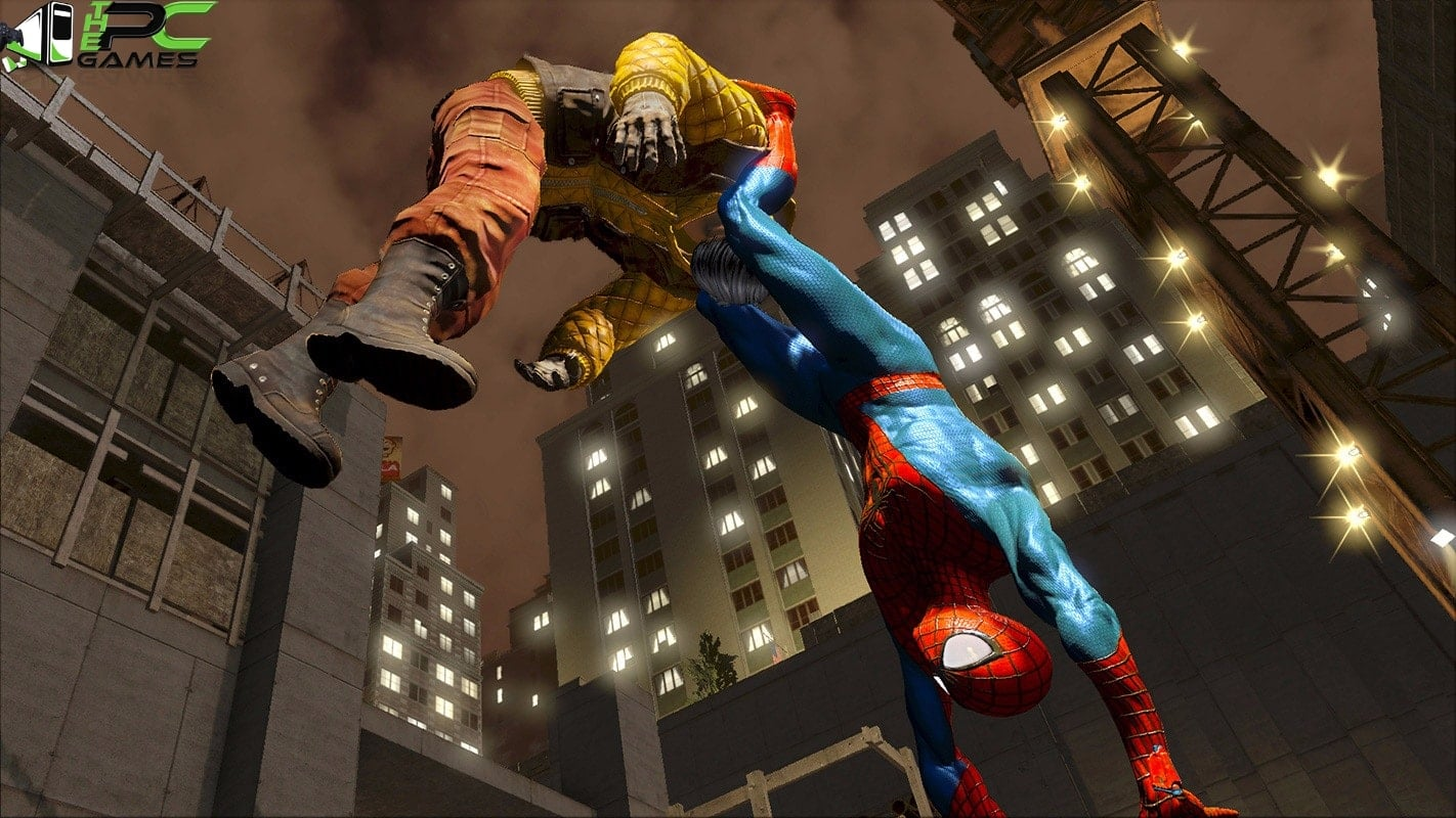 Spiderman Games The Amazing Spiderman Pc Game Free Download
