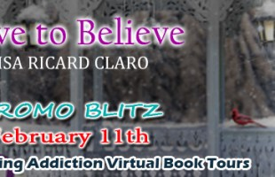 Blog Tour: Love to Believe
