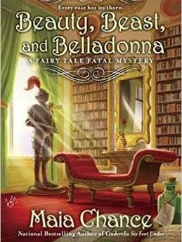 Blog Tour: Beauty, Beast, and Belladonna by Maia Chance