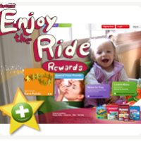 20 FREE Huggies Enjoy the Ride Reward Codes - 680 PTS Total!!