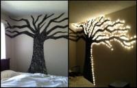 DIY Home Decor Ideas Using Christmas Lights - The ...