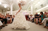 Amazing Wedding Dresses Made Out of Toilet Paper - The ...