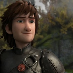 HOW TO TRAIN YOUR DRAGON 2 _hiccup