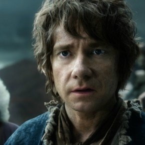 The Hobbit - The Battle Of The Five Armies-Martin Freeman