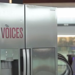 The Voices   Fridge Scare Prank