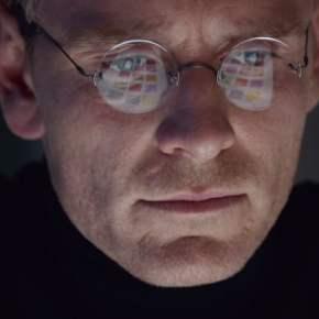 Steve Jobs- Michael Fassbender