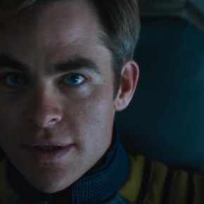 Star Trek Beyond chris pine