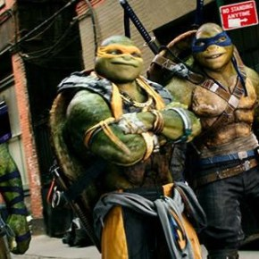 Teenage Mutant Ninja TurtlesOut Of The Shadows