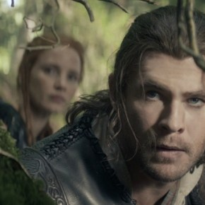 The Huntsman Winter's War Hemsworth