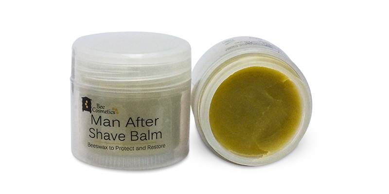 After shave Balm from Bee Cosmetics