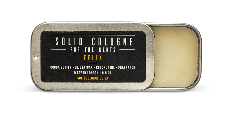 'Felix' Cologne from Solid Cologne UK