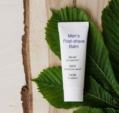 post shave balm feature image