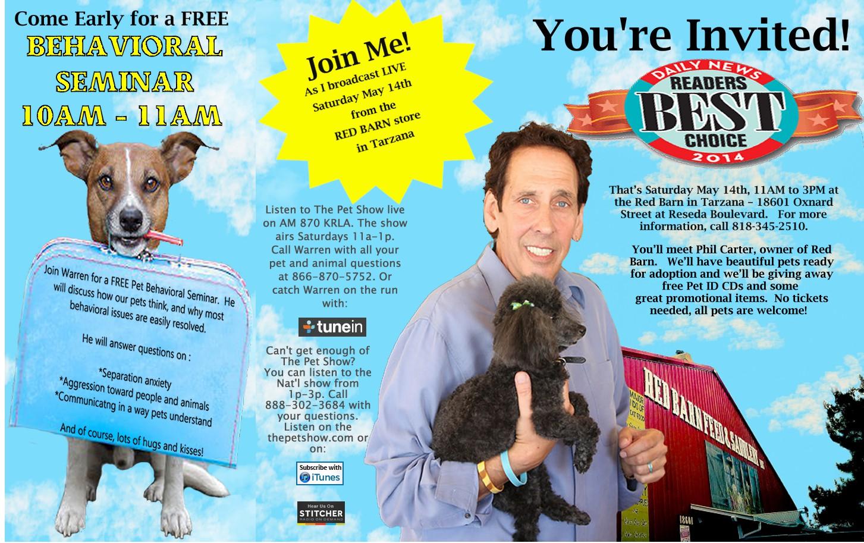 Free Behavior Seminar