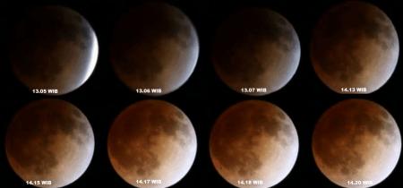 data hakekat misteri gerhana bulan darah tanda dari langit