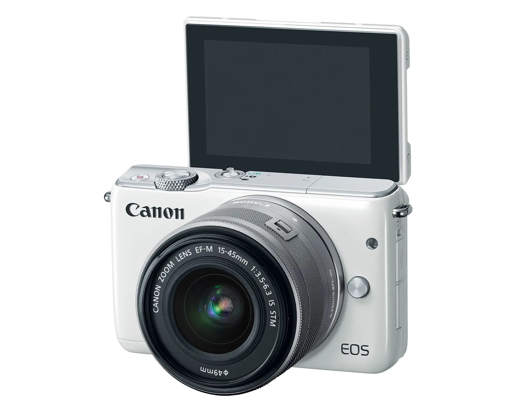 Canon Officially Announces Their New Eos M10 - M10
