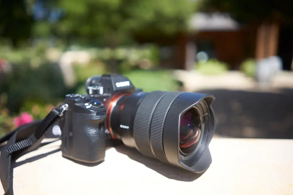 Full Frame Wide Angle E Mount First Impressions Sony 12 24mm F4 G Fe Sony E Mount