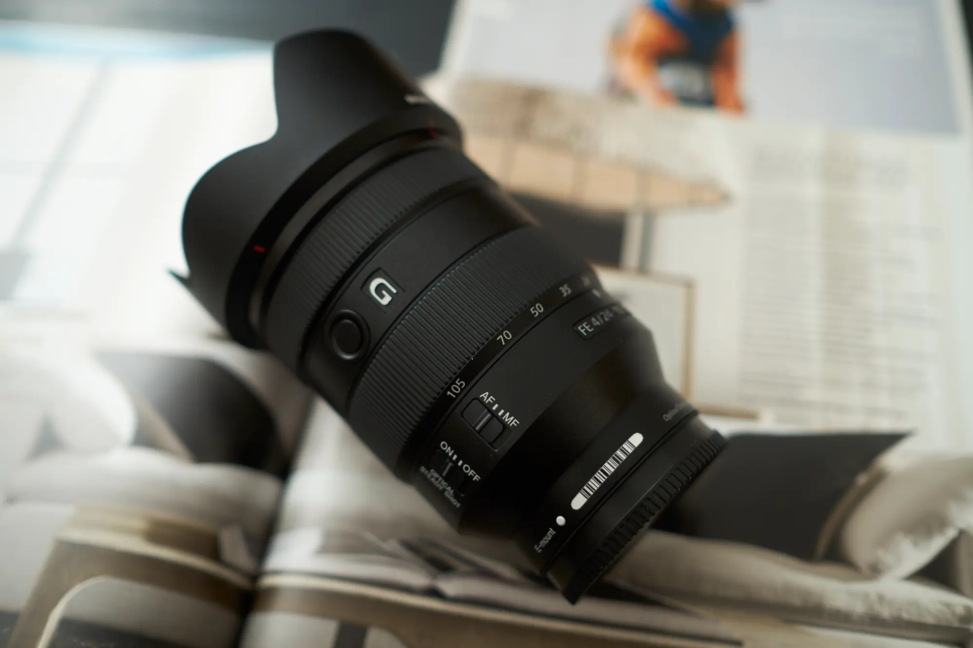 Jb Lighting A7 Zoom Manual Review Sony 24 105mm F4 G Oss Sony E Full Frame