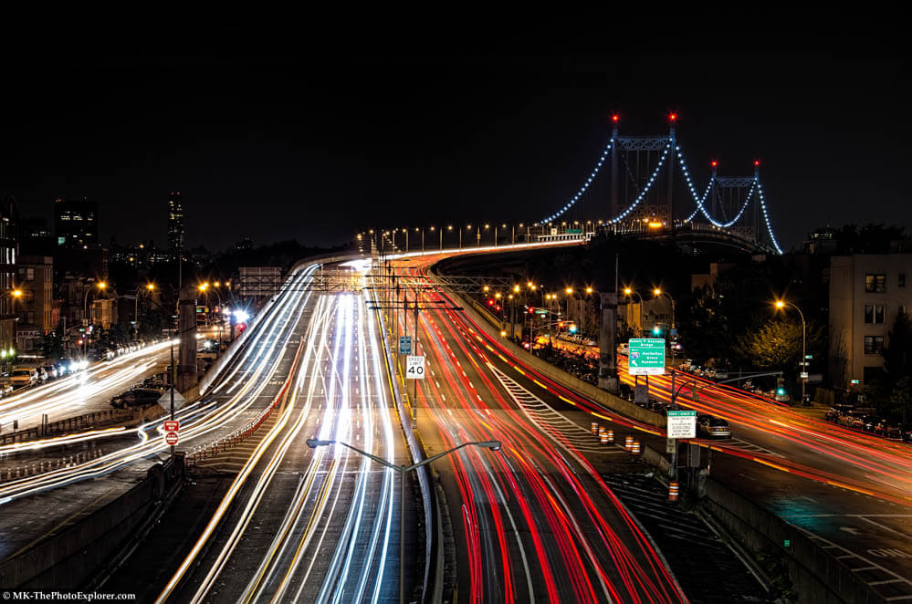 Full Hd Car Wallpaper Com Triborough Bridge Long Exposure Thephotoexplorer Com