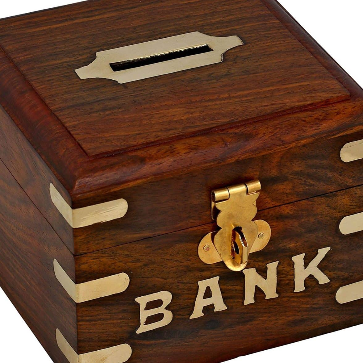 Buy Money Box Buy Safe Money Box Wooden Piggy Bank For Boys Girls And