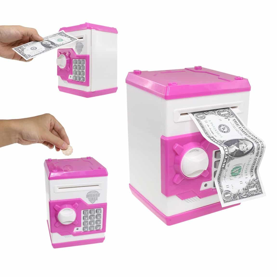 Buy Money Box Buy Szat Funky Quality Electronic Money Bank Piggy Money