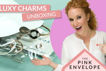Luxy Charms Jewelry review