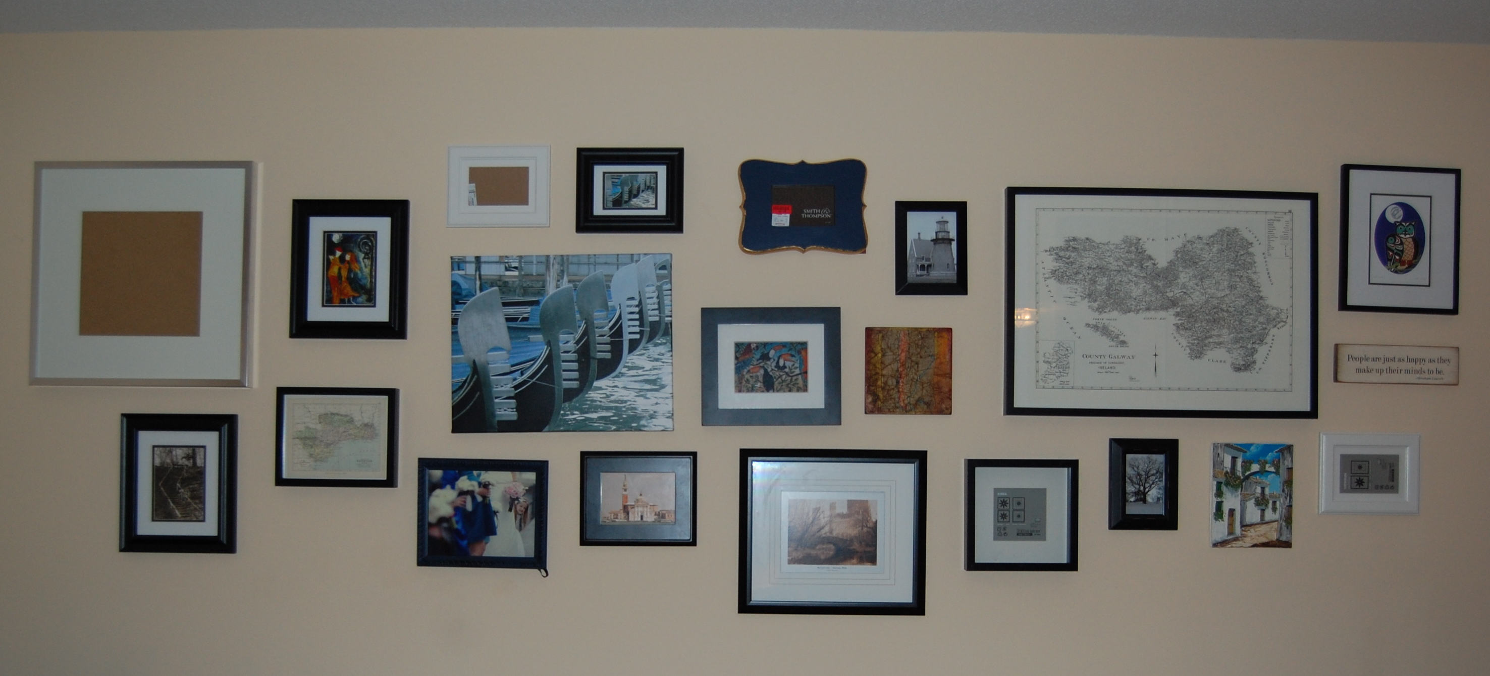 Pictures On The Wall Frames Le Chic Elefant