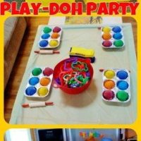 Play-Doh Birthday