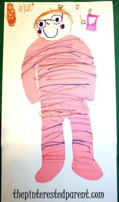 Footed pajama craft