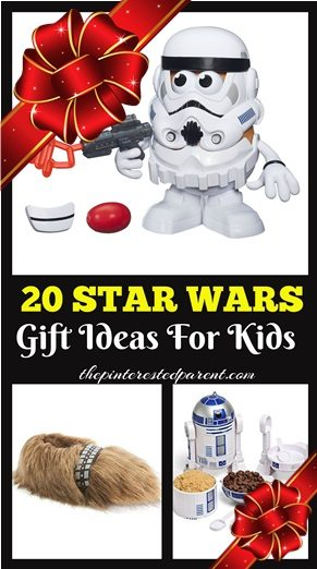 Do you have a Star Wars fan in your house? Odds are good that you do Because we're huge fans (for proof, check out our Halloween costumes), I've rounded up 20+ different ways to play & learn with your favorite Star Wars characters and stories.