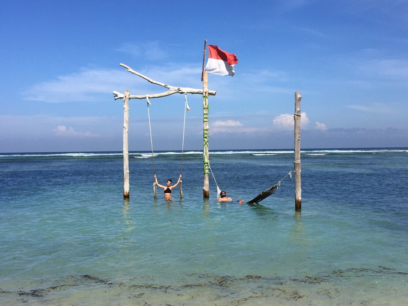 Gili Lombok How To Spend The Perfect Day On Gili Trawangan The Pin The Map