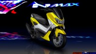Modifikasi Yamaha Nmax Pink