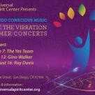 Postcard for San Diego Conscious Music Summer Series