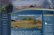 San Diego Research Center (SDRC) Website