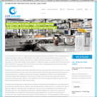 Website Design for CCS Cleans Up: Consolidated Cleaning Systems
