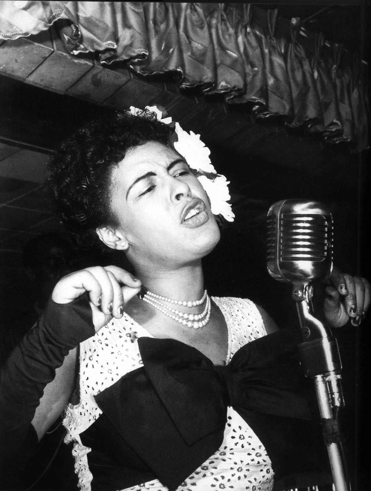 Billie Holiday Billie Holiday Photo 2 Of 9 Pics Wallpaper Photo