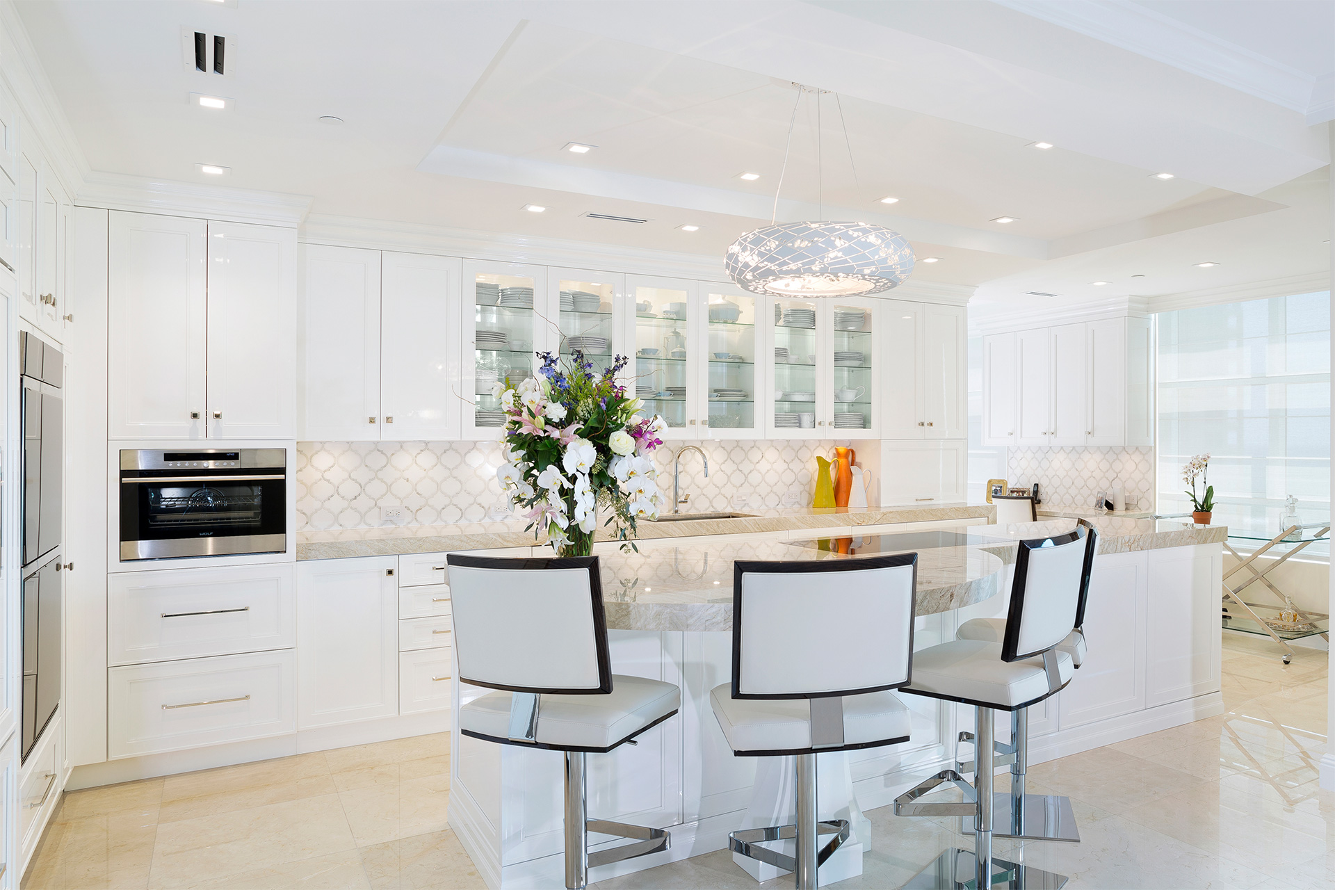 Beach Style Kitchen Cabinets Transitional Kitchens The Place For Kitchens And Baths