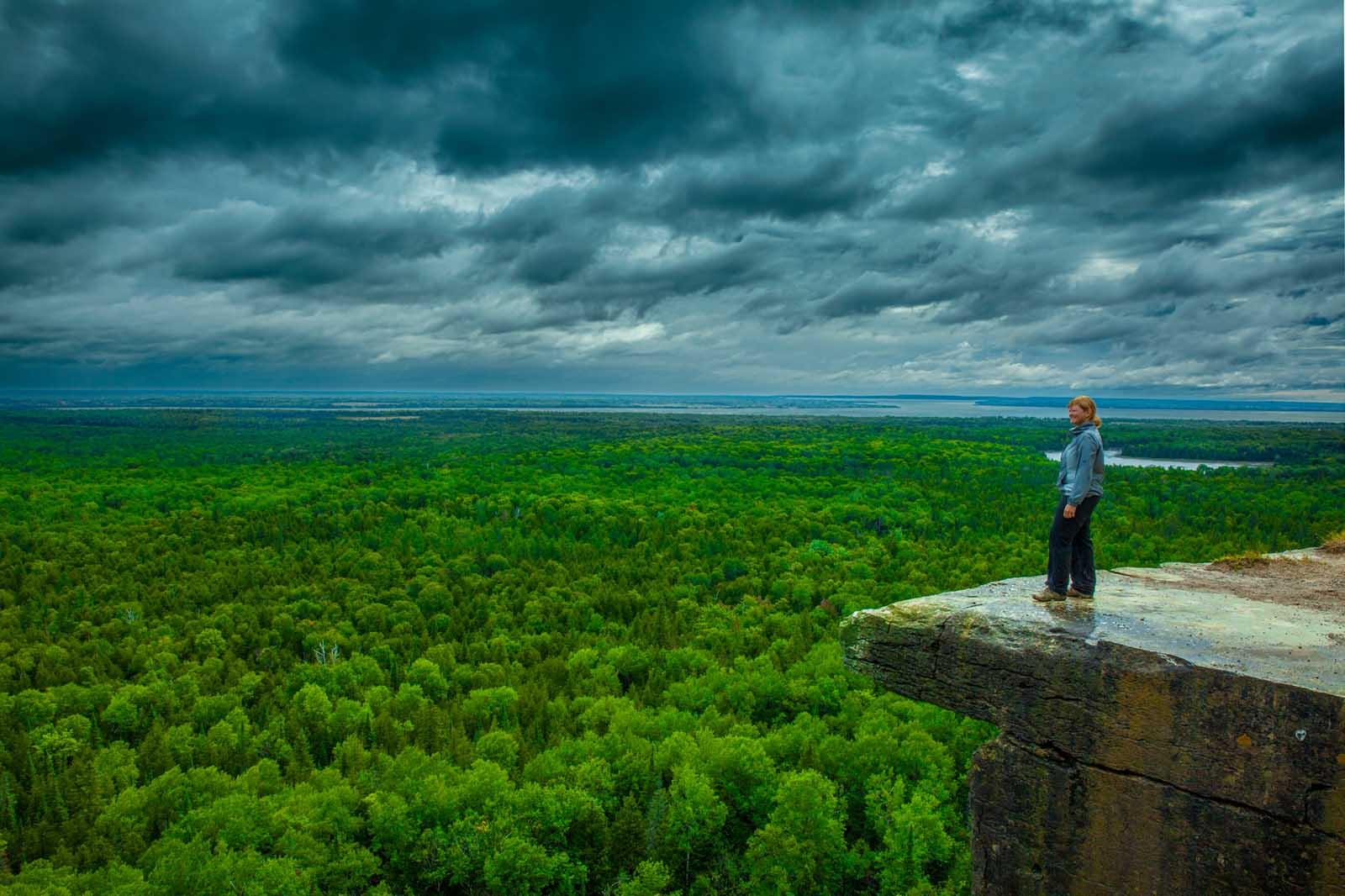 Beautiful Niagara Falls Wallpaper Top 5 Things To Do On Manitoulin Island