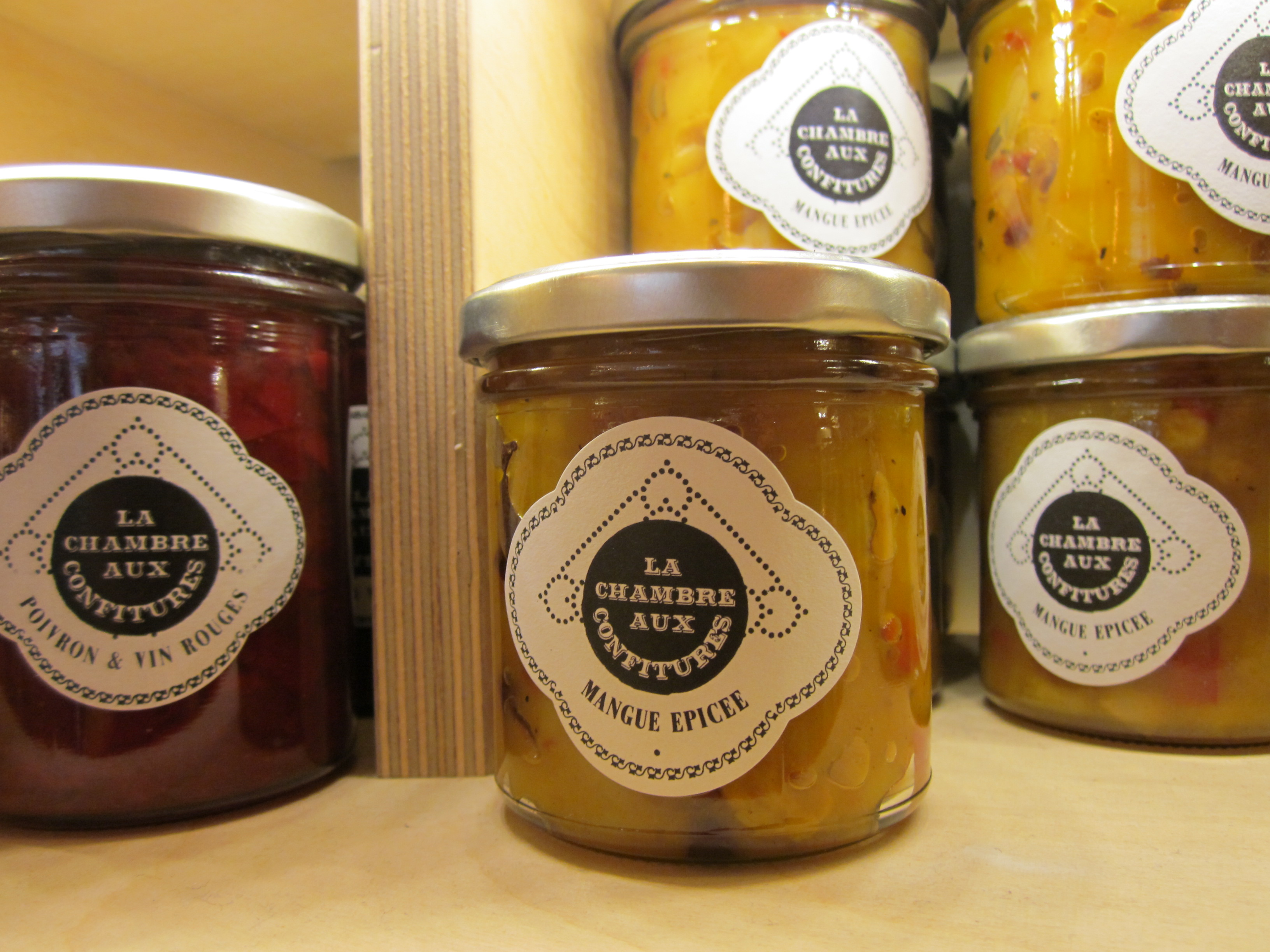 La Chambre Au Confiture Paris Jam Obsession The Plantiful