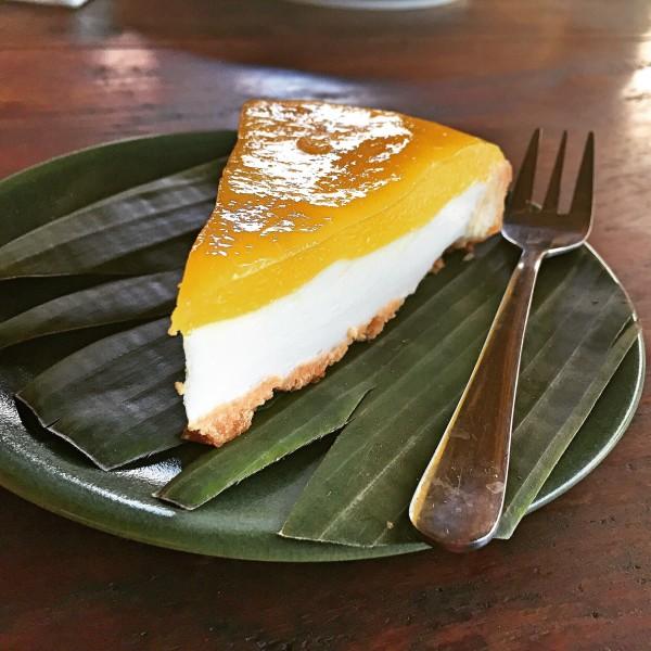 Sopa - Raw Mango Tart