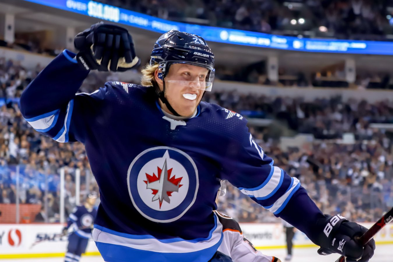 Laine How Patrik Laine Can Break Out Of His Slump The Point Data