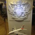 Welcome to the British Airways Heritage Centre. Their A380's are being built right now.