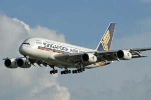 Use United miles to fly Singapore Airlines.