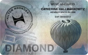 Hilton Diamond status will now require