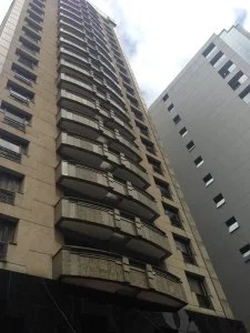 Exterior of the Intercontinental Sao Paulo