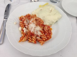 Pasta with