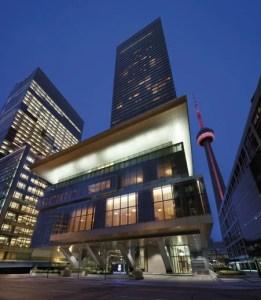 The Ritz-Carlton Toronto.