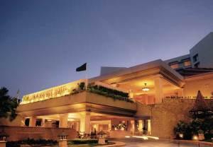 JW Marriott Hotel Mumbai