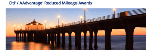 Be sure to take advantage of the reduced mileage awards for cardholders.