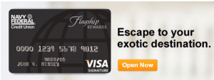 Visa Signature Flagship Rewards